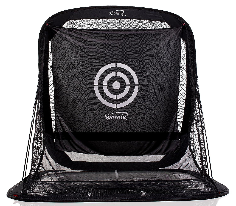 Spornia Golf Net Target 5 x 5 Circle Backstop Target Training Aid, Driving Range Target