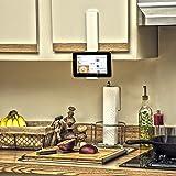 Handee Smartphone y tableta pared por Dockem; Dock Universal para Smartphones y Mini Tablets (iPad mini y menor) para la cocina, armarios, nevera, dormitorio, baño, etc.