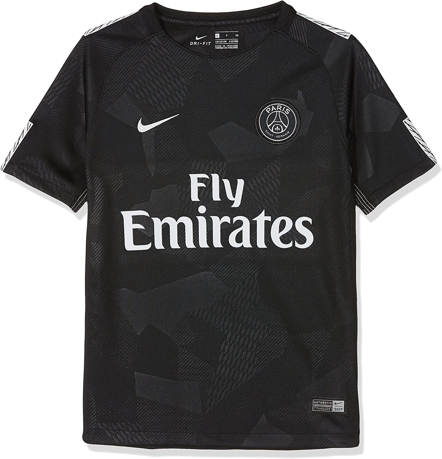 Nike 847407 011 Maillot de Football Enfant: