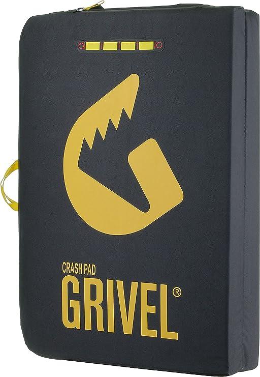 Grivel crashpad, negro y amarillo: Amazon.es: Deportes y aire ...