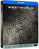 Westworld - Saison 1 : Le Labyrinthe - Edition limitée Steelbook Blu-Ray [HBO]