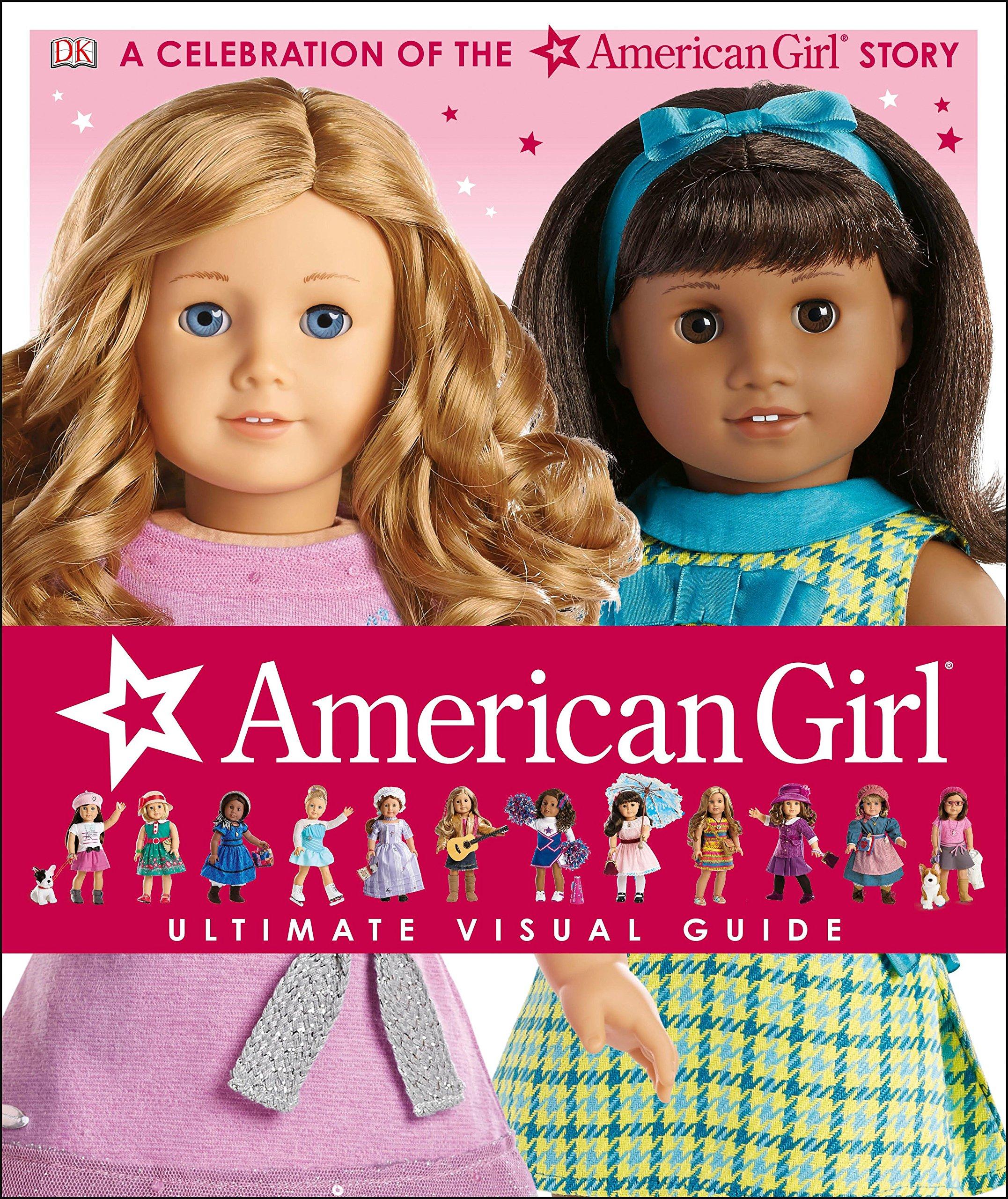O primeiro leitor de mcguffey Escala 1:3 Mini Livro Escolar Para American Girl Kirsten