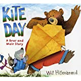 Kite Day: A Bear and Mole Book (Bear and Mole Stories)