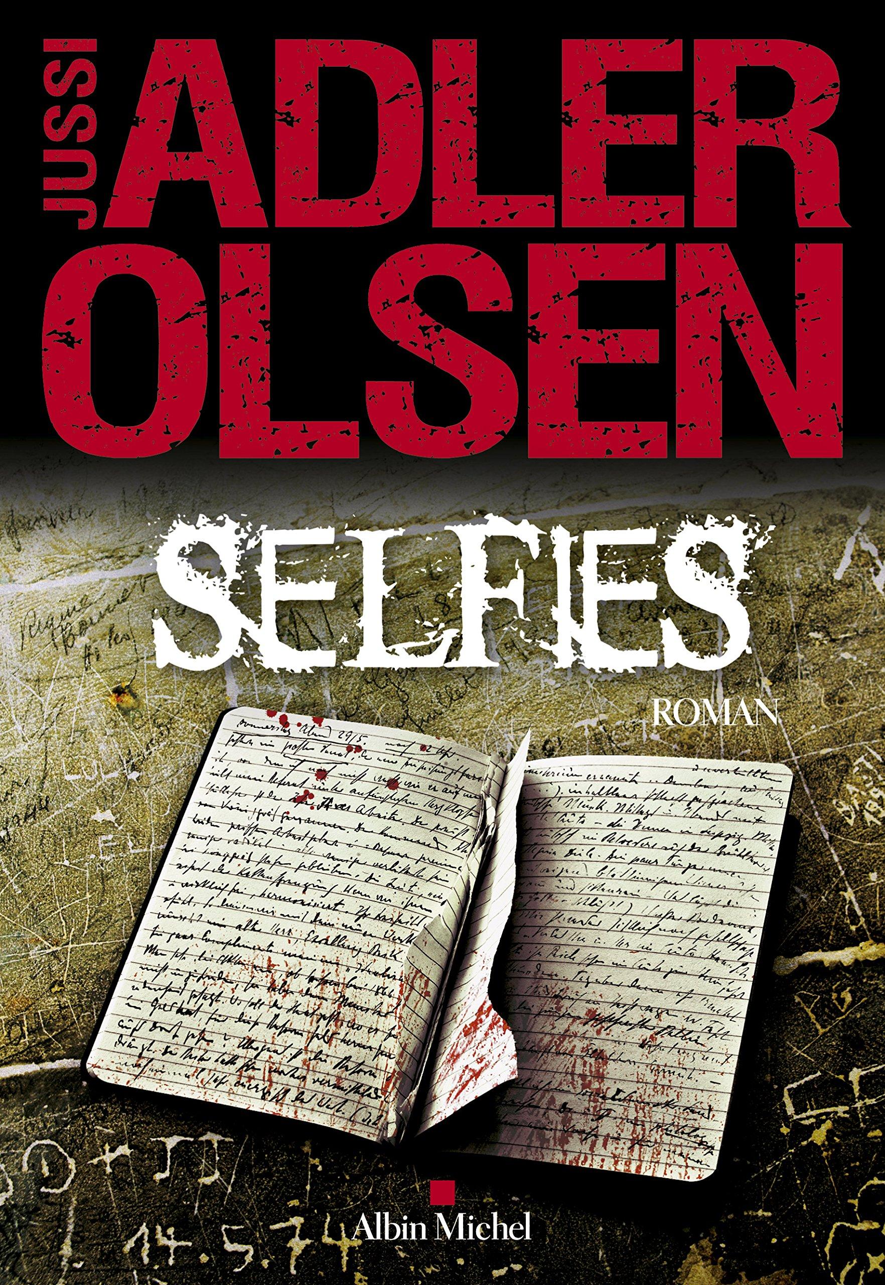Jussi Adler-Olsen (2017) - Selfies