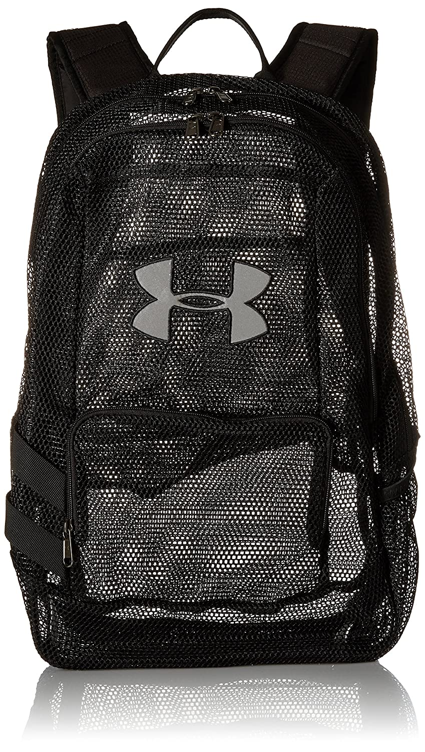 489520774d Under Armour Worldwide Mesh Backpack Black- Fenix Toulouse Handball