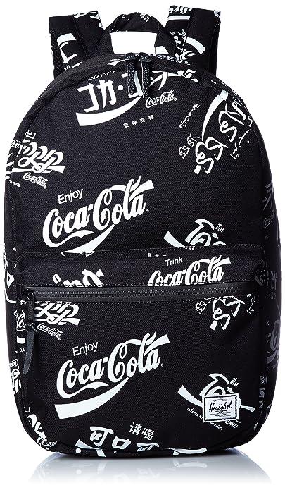f17b4e17bdd Herschel Supply Co Lawson Backpack (Black Coca-Cola)  Amazon.co.uk ...