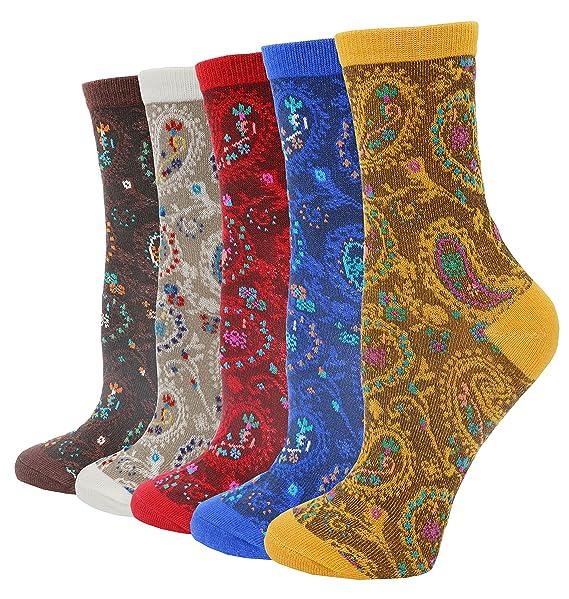 Pomlia® Calcetines térmicos ricos en algodón para mujer
