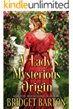 A Lady's Mysterious Origin: A Historical Regency Romance Book