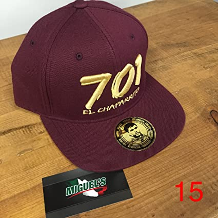 Amazon.com : EL CHAPARRITO 701 CAP, GORRA, tomateros, el chapo, tequileros, aguacatero #15 : Everything Else