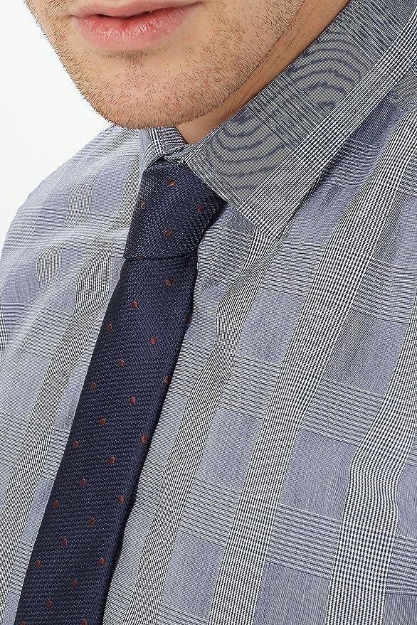 next Hombre Conjunto De Corbata Y Camisa De Corte Entallado De ...