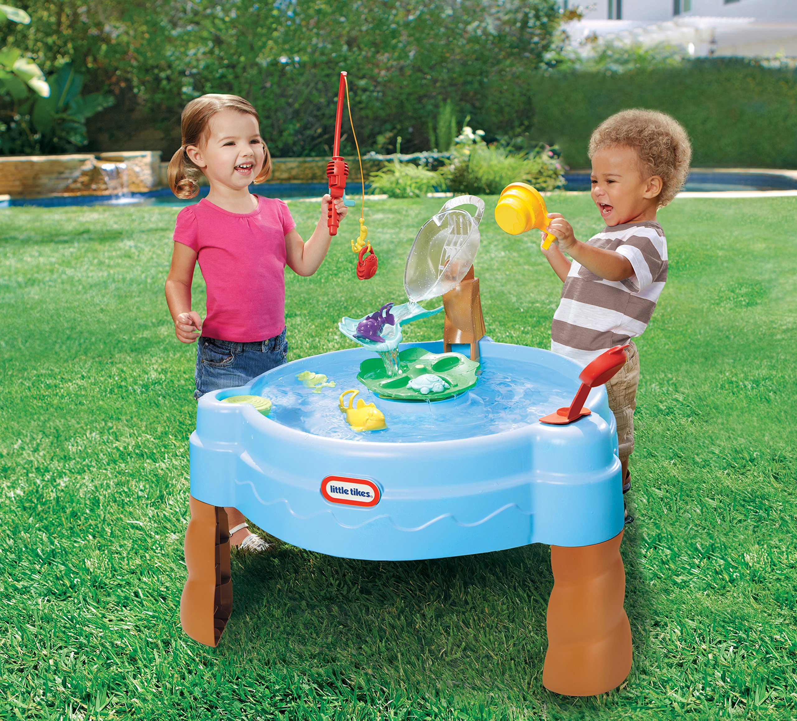 Little Tikes Fish 'n Splash Water Table by Little Tikes (Image #2)