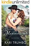 Heartstruck and Heavensent (Whispers in Wyoming Book 2)