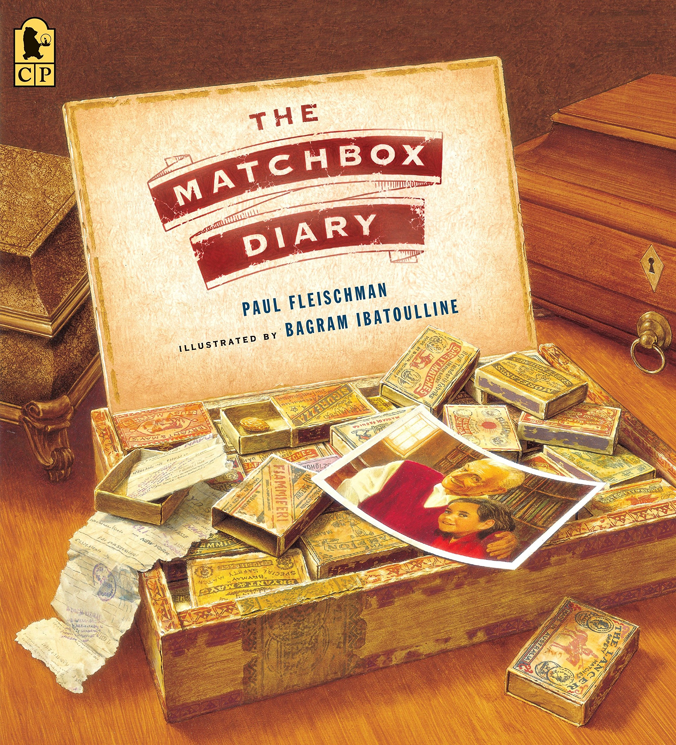 The Matchbox Diary pdf epub