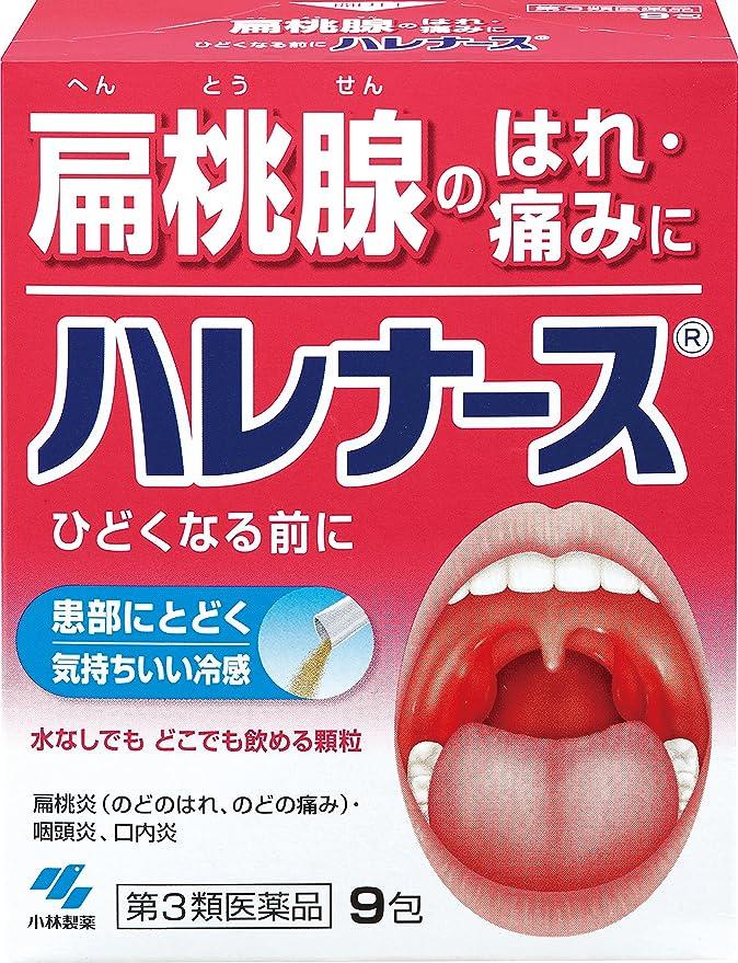 喉の炎症のための天然物