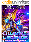 Anomaly on Cerka (Quantum Legends Book 1)