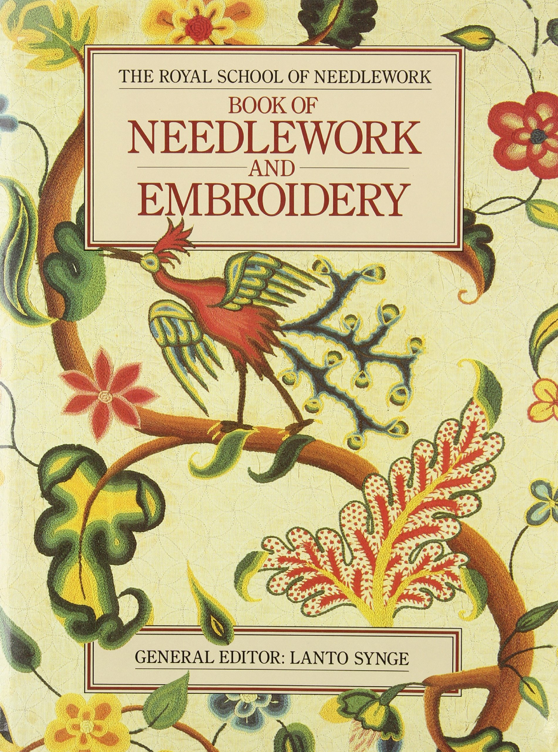 The Royal School of Needlework - Book Of Needlework and Embroidery