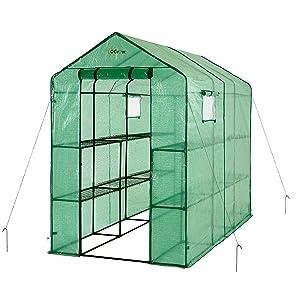 OGrow Extra Large Heavy Garden Greenhouse