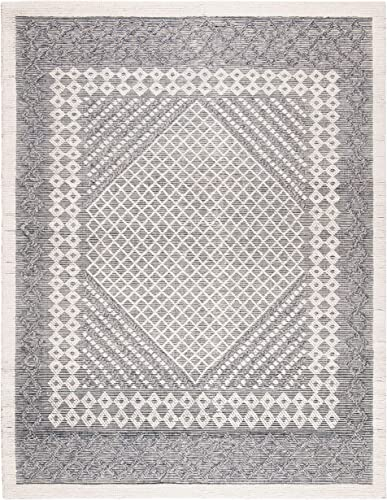 Safavieh Natura Collection NAT625N Handmade Premium Wool Area Rug