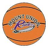FANMATS NCAA Mount Union Purple Raiders Nylon Face