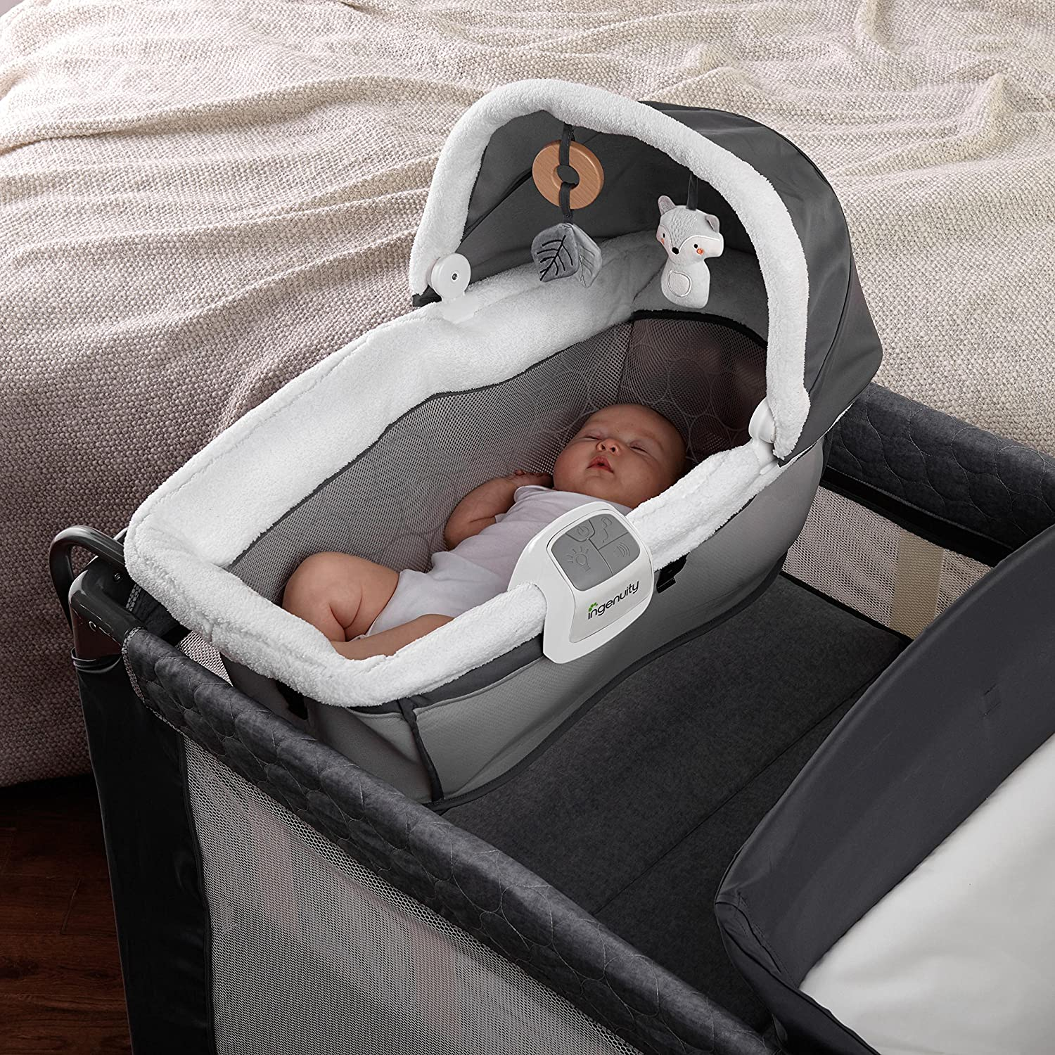 DreamComfort Smart and Simple Playard – Connolly