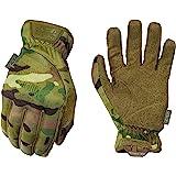 Mechanix Wear: MultiCam FastFit Tactical Work Gloves (Medium, MultiCam)
