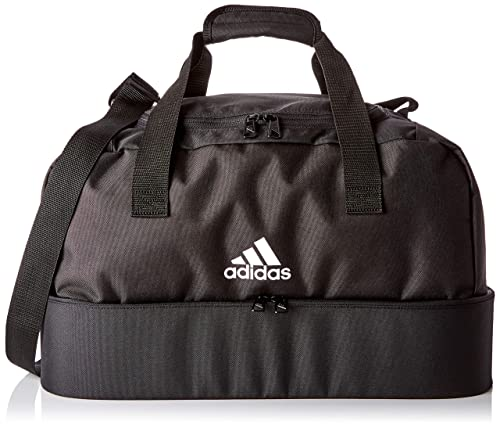 6b421a8ecf1a2 Adidas Unisex Child Tiro Du Bc S Sports Bag - Black/White, One Size ...