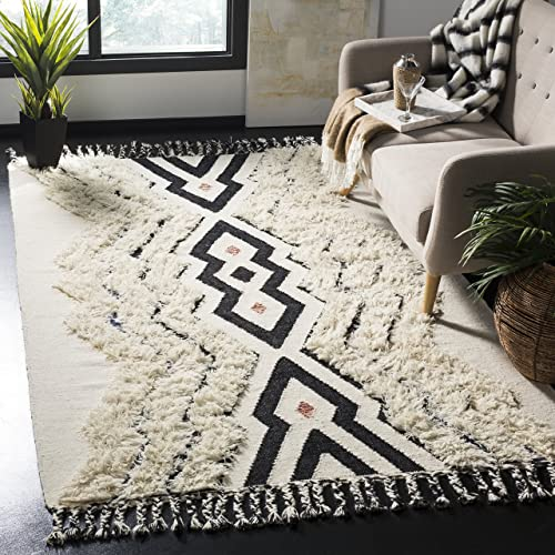 Safavieh Kenya Collection KNY905A Hand-Knotted Wool Area Rug