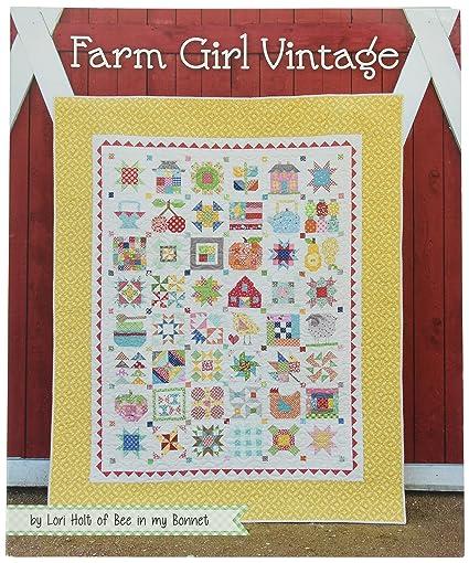 It\u0027s Sew Emma ISE906 Farm Girl Book