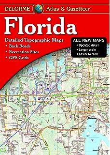 Louisiana Atlas Gazetteer Delorme Atlas Gazetteer Delorme