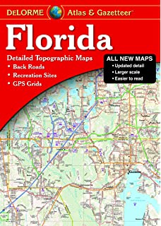 Easy To Read: Florida State Map (Rand Mcnally Easy to Read!): Rand ...