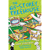 The 65-Storey Treehouse (The Treehouse Books Book 5) (English Edition)