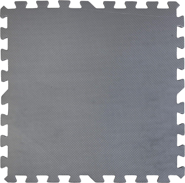Gre MPF509GY - Protector de Suelo para Piscina, 9 piezas, Color ...