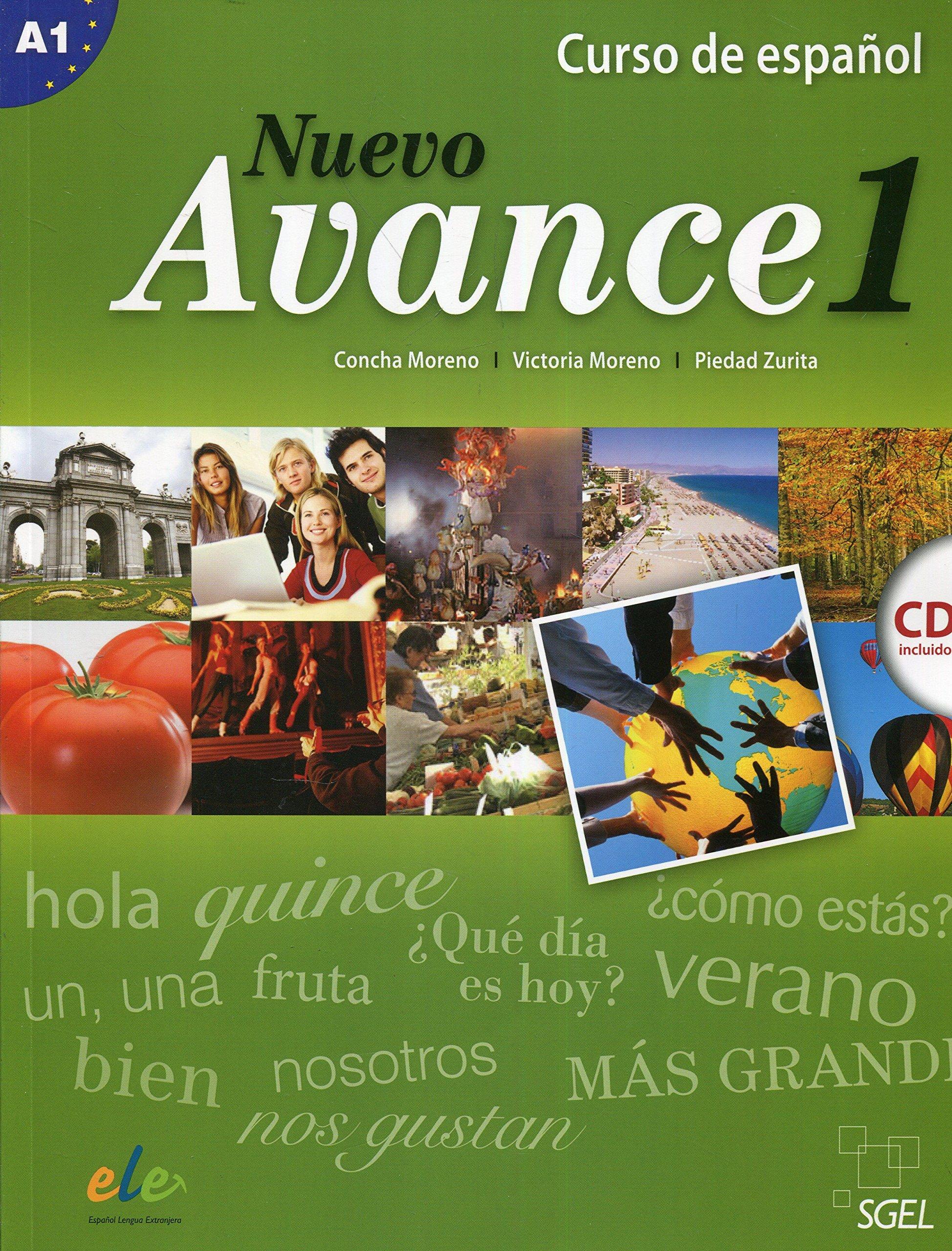 Download Nuevo avance, 1 alumno+CD (Spanish Edition) pdf