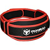 Weight Lifting Belt - High Performance Neoprene Back Support for Lifting - Light & Heavy Duty Core Support for Weightlifting, Cross Training and Fitness