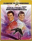Star Trek 4 - The Voyage Home (Limited Edition 50th Anniversary Steelbook) [Blu-ray] [2015]