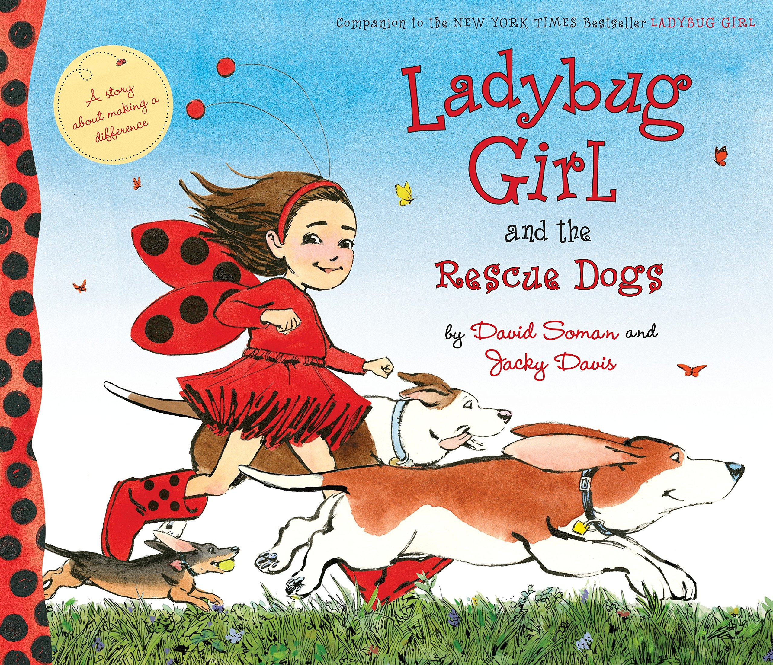 Ladybug Girl and the Rescue Dogs pdf
