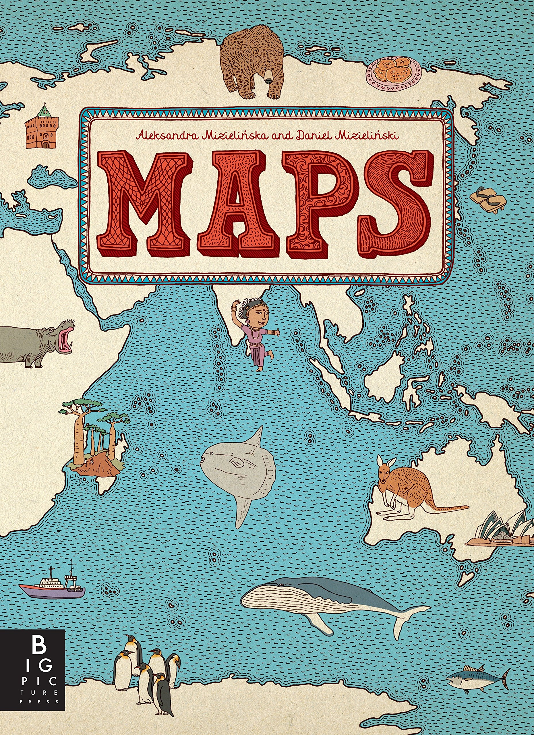 Maps ebook