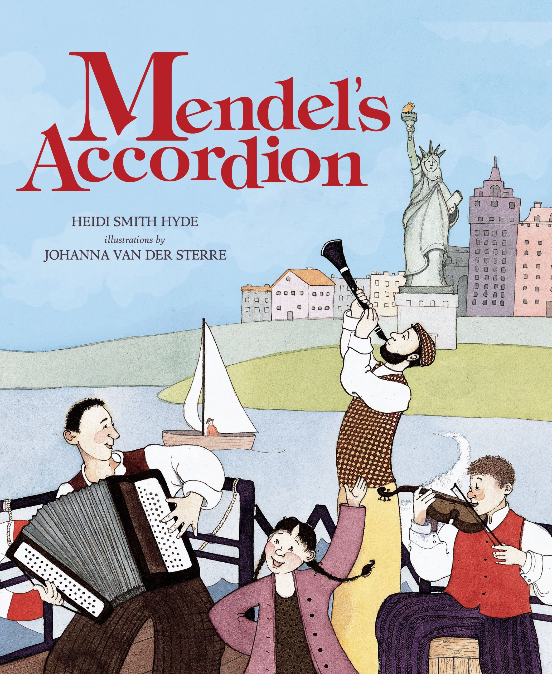 Mendel's Accordion (Kar-Ben Favorites)