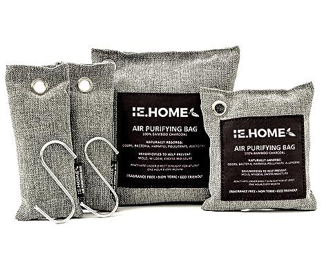 Amazon.com: Set de 4 bolsas desodorizantes y purificadoras ...