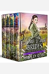 Bear Creek Brides: Books 5 - 8: Mail Order Bride Historical Western Romance (Bear Creek Brides Collection Book 2) Kindle Edition