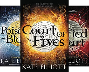 Court of Fives (3 book series) Kindle Edition