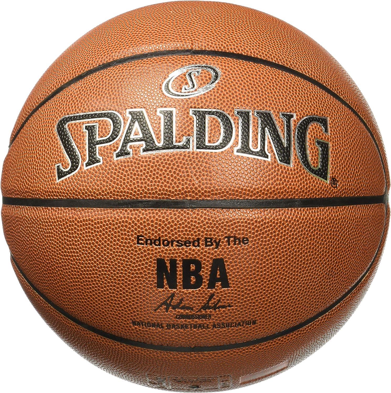 Spalding 76018Z_7 - Balón de Baloncesto, Unisex, Color Naranja, 7