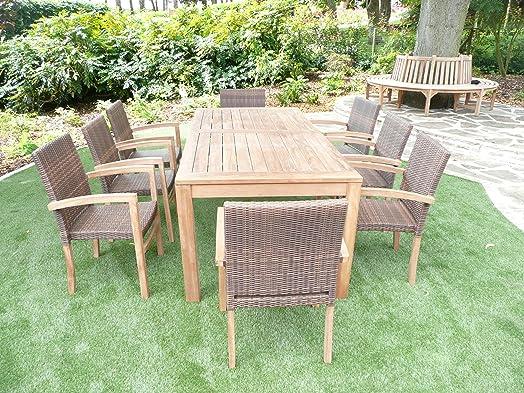 Excelente Ratán Muebles De Jardín Irlanda Inspiración - Muebles Para ...