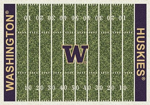 NCAA University of Washington Huskies Starter Mat Rectangular Area Rug