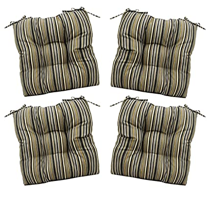 Amazon Com Rsh Decor Set Of 4 Indoor Outdoor Seat Cushions With