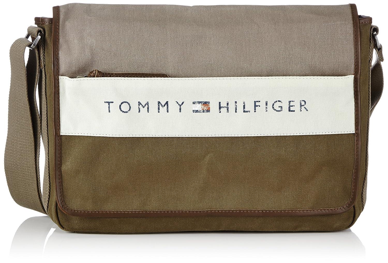 Tommy Hilfiger Lance Messenger W/Flap - Monedero Hombre ...