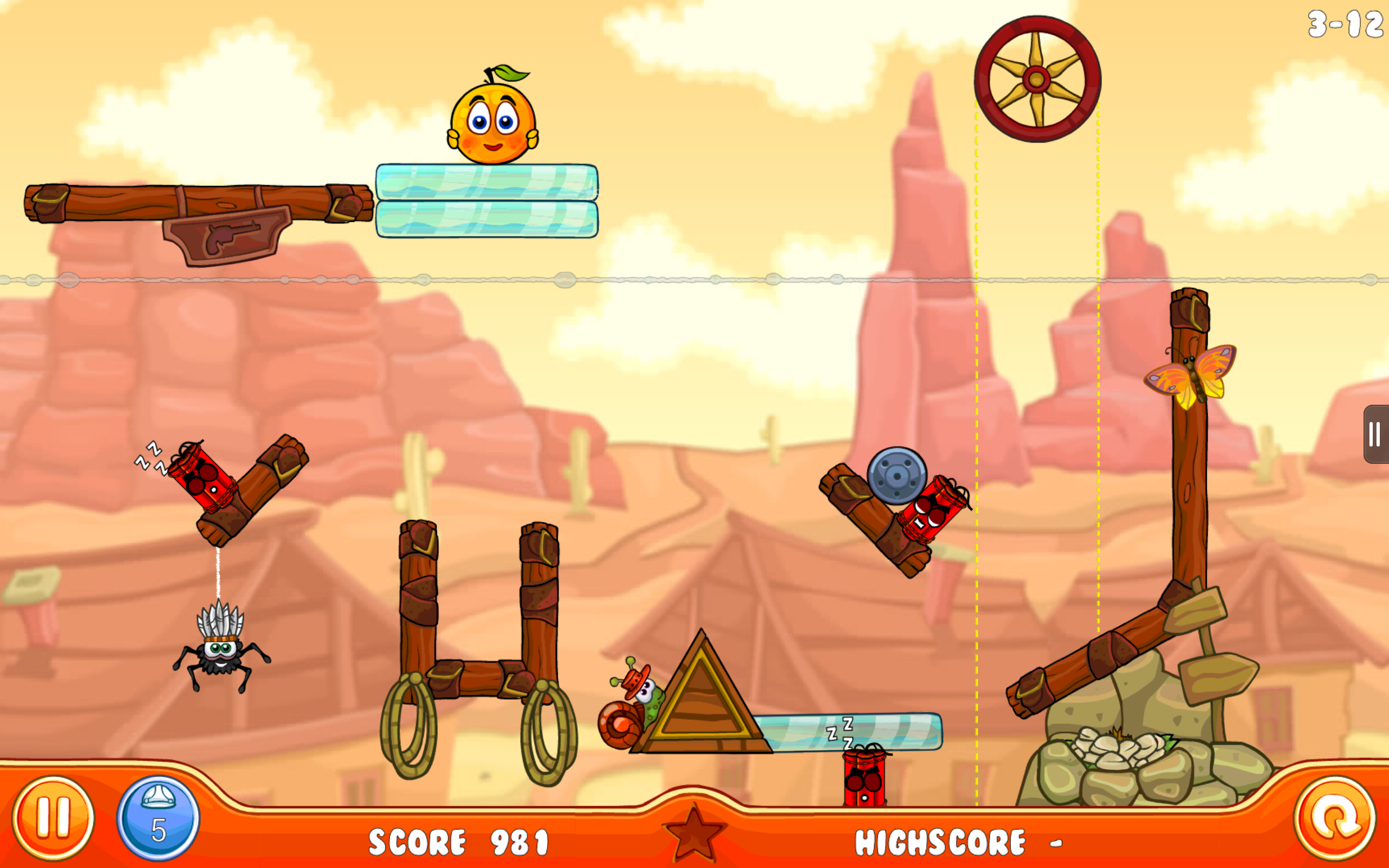 cover orange journey appstore for android
