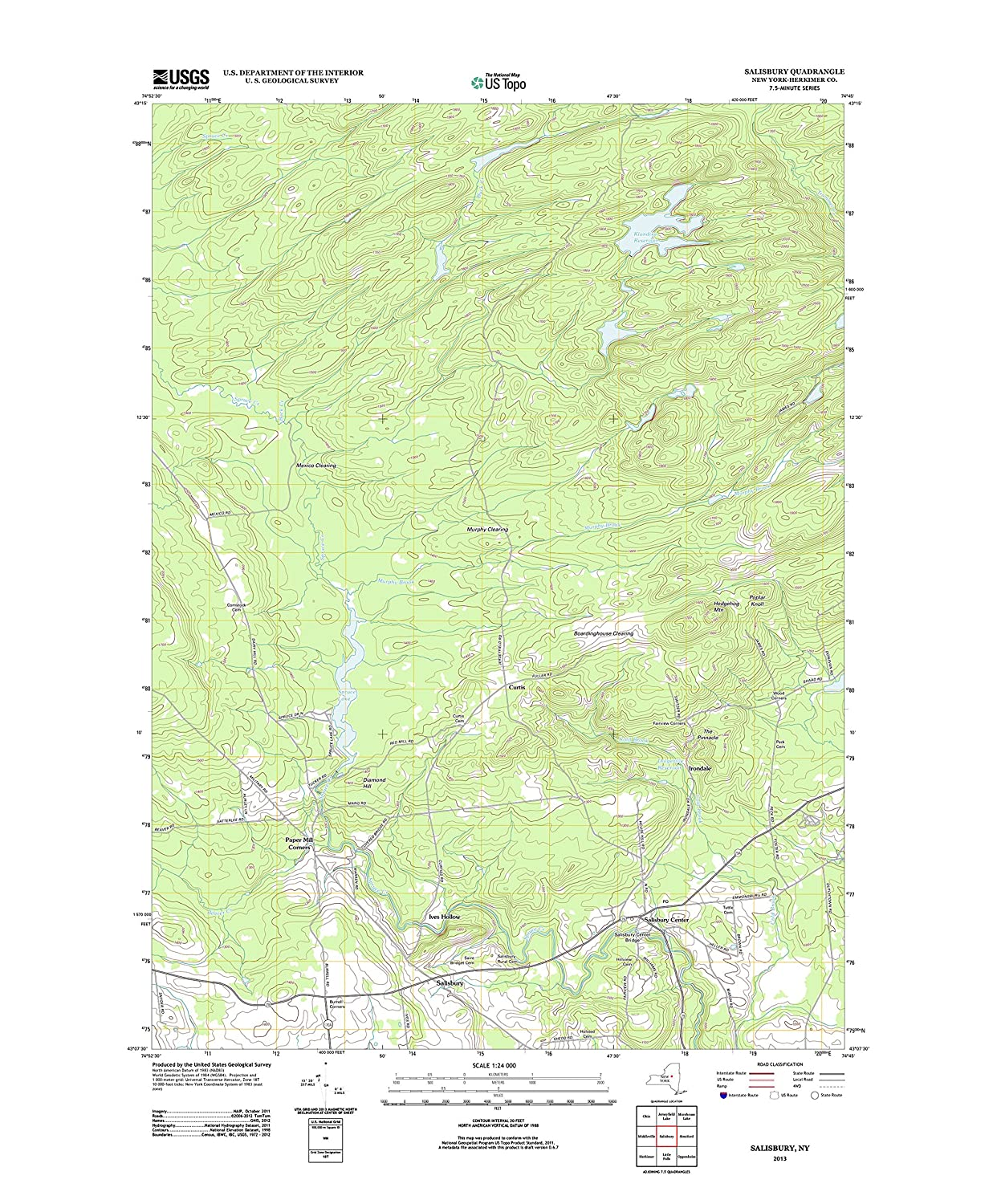 Amazon.com: Topographic Map Poster - Salisbury, NY TNM ... on new york state wind map, new york state supreme court building, ny state elevation map, new york state plat, new york state poverty map, new york state map printable, new york state satellite map, new york state utility map, new york state pipeline map, mountains of new york map, new york state transit map, new york state aquifer map, new york state and vermont border map, wa state topographic map, new york state climate map, northern district of iowa map, new york state license plates, new york state county map, new york state map large, new york state geologic map,