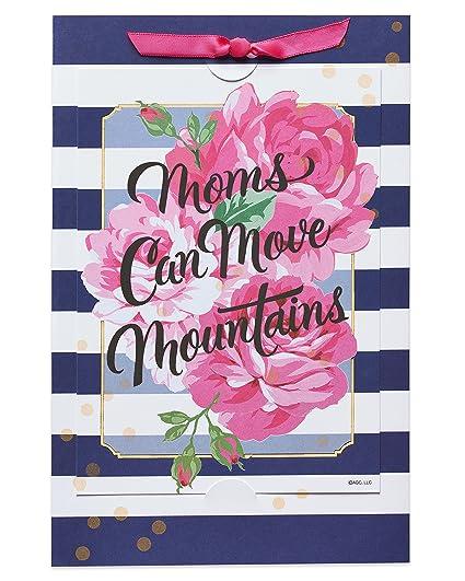 Amazon american greetings move mountains mothers day card with american greetings move mountains mothers day card with foil m4hsunfo