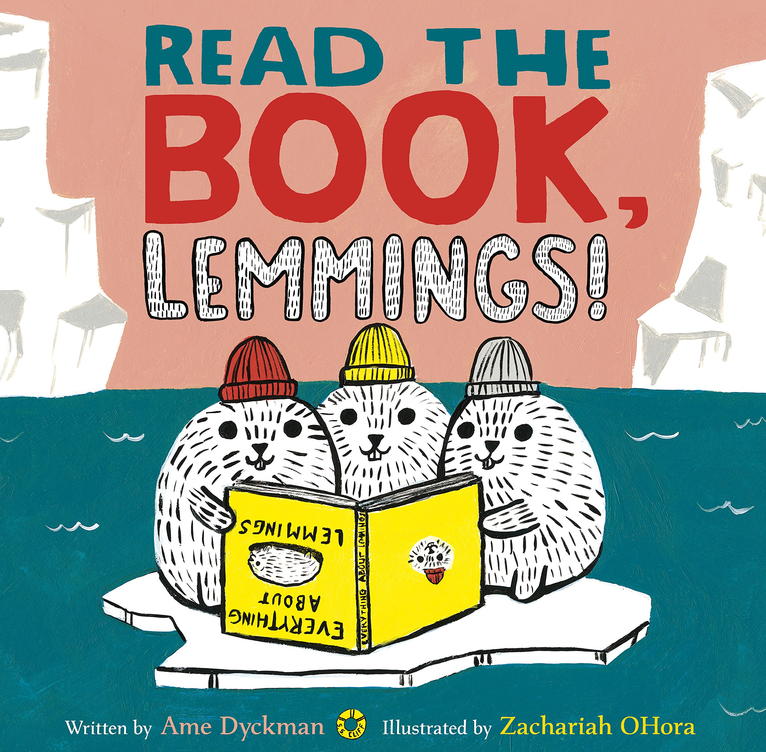 Image result for read the book lemmings